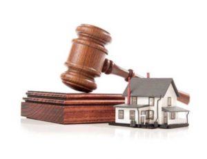 Подсудность иска об истребовании имущества из незаконног владения