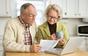 Оформление пенсионерами льгот при уплате налога на имущество