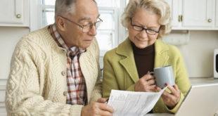 Уплата имущественного налога пенсионерами