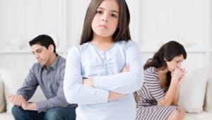 В разделе не учавствует имущество принадлежащее ребенку