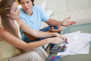 Учет долгов при разделе имущества
