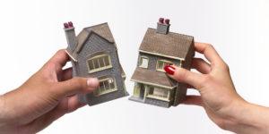 Совместная собственность делится в равных долях