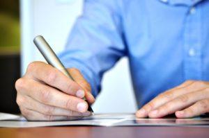 Заявление на оформление налогового вычета у работодателя