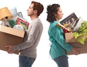 Не подлежат разделу личные вещи супругов