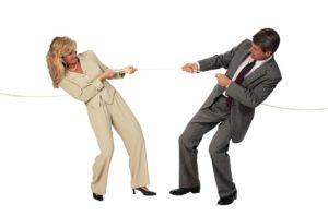 Раздел нажитого в браке имущества при разводе