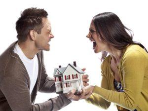 Раздел совместно нажитого недвижимого имущества