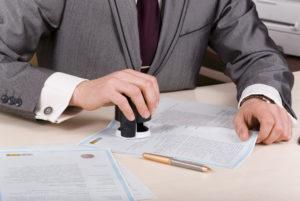 Регистрация права собственности на недвижимое имущество