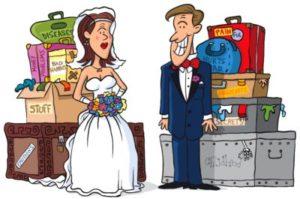 Не подлежит разделу личное имущество супругов