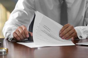 Подача документов на предоставление налогового вычета