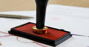 Регистрация залога движимого имущества