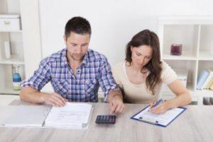 Оформление налогового вычета при покупке квартиры супругами