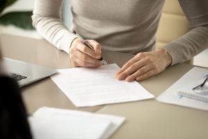 Подготовка заявления на предоставление льготы по налогу на имущество
