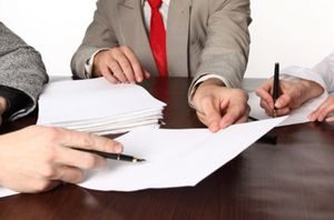 Соглашение о разделе имущества составляется в простой письменной форме