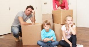 Раздел имущества супругов если есть дети