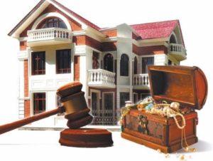 В наследственную массу могут входить любое имущество и активы
