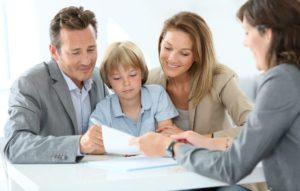 Несовершеннолетние дети являются обязательными наследниками