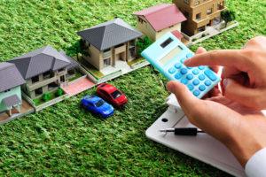Размер госпошлины зависит от стоимости имущества