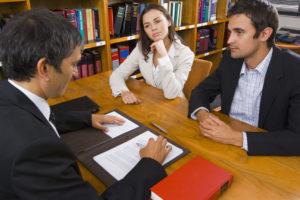 Консультация у юриста при разделе имущества