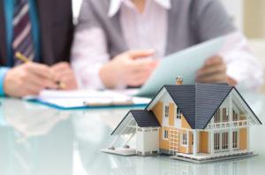 Переоформление недвижимости при разделе имущества