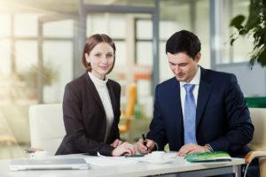 Заключение договора страхования в офисе Сбербанка