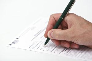 Занесение авансовых платежей в декларацию