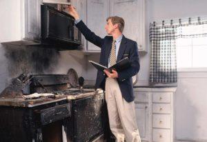 Проведение оценки стоимости поврежденного имущества