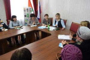 Заседание опекунской комиссии
