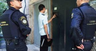 Проведение ареста имущества судебными приставами