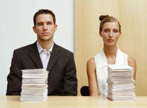 Документы для раздела имущества в судебном порядке