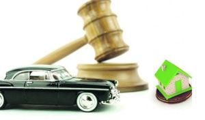 Наложение ограничений на распоряжение имущестовм на время рассмотрения иска