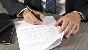 Подписание договора аренды с муниципальным подрядчиком