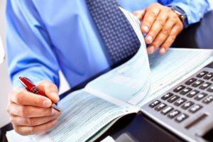 Заполнение декларации по имущественному налогу