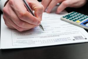 Заполнение декларации по налогу на имущество для предприятий
