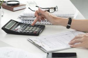 Определение суммы налога на имущество