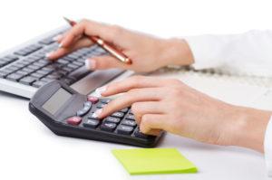 Расчет среднегодовой стоимости имущества предприятия
