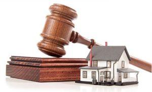 Арест на имущество накладывается по решению суда