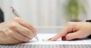 Заключение соглашения о разделе общего имущества