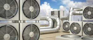 Системы вентиляции и кондиционирования здания