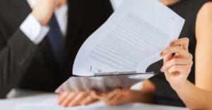 Договор о разделе имущества заключается в простой письменной форме