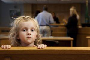 Раздел имущества супругов с детьми в судебном порядке