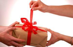 Переход прав на имущество в результате дарения