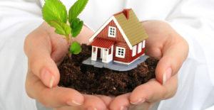 Недвижимым признается имущество неразрывно связанное с землей