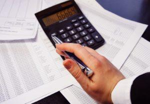 Рассчет налога на имущество при УСН