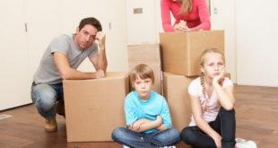 Раздел имущества супругов при наличии детей