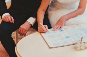 Заключение супругами брачного договора