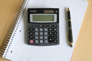 Расчет суммы имущественного налога
