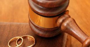 Развод и раздел имущества в суде