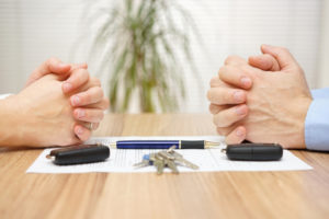 Варианты раздела квартиры при разводе