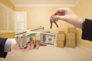 Приобретение имущества по возмездной сделке