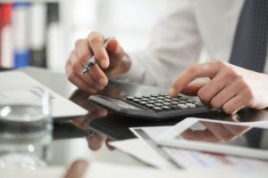 Расчет налога на имущество при УСН